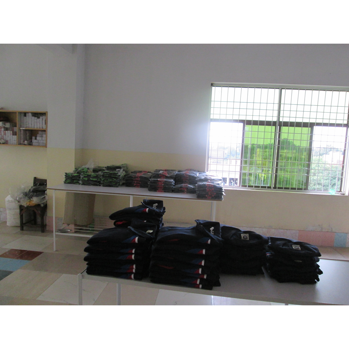 Packing-Hall